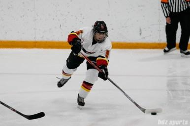 Calgary Inferno defender Kelly Murray (5)