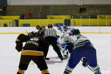Boston Pride forward Dana Trivigno (8) lines up against Connecticut Whale defender Cydney Roesler (21)