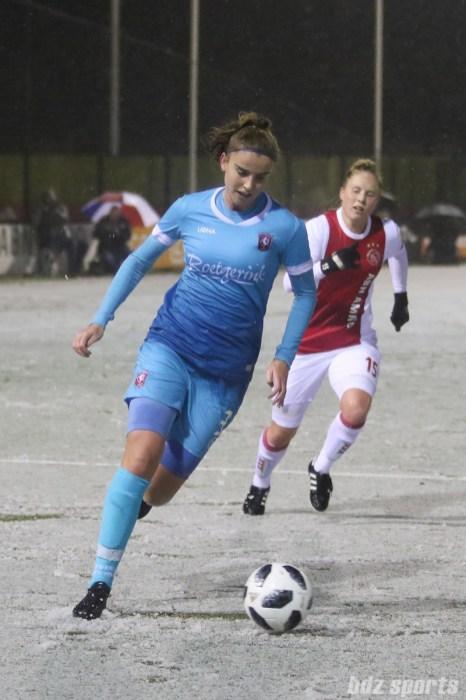 FC Twente defender Myrthe Moorrees (3)