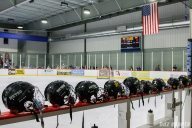 Team NWHL helmets