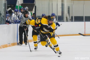 Boston Blades forward Taylor Wasylk (19)