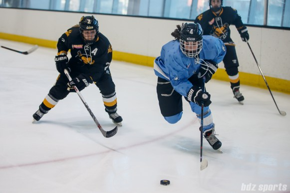 Buffalo Beauts defender Colleen Murphy (4)