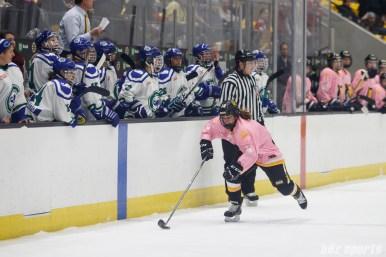 Boston Pride forward Jillian Dempsey (14)