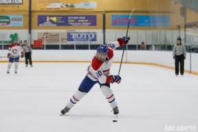 Montreal Les Canadiennes forward Jordanna Peroff (20)