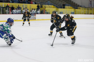 Boston Pride forward Jillian Dempsey (14)