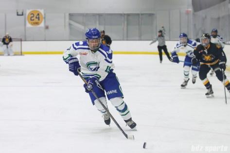 Connecticut Whale defender Emma Greco (17)