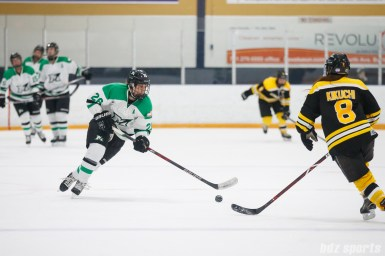 Markham Thunder forward Jamie Lee Rattray (26)