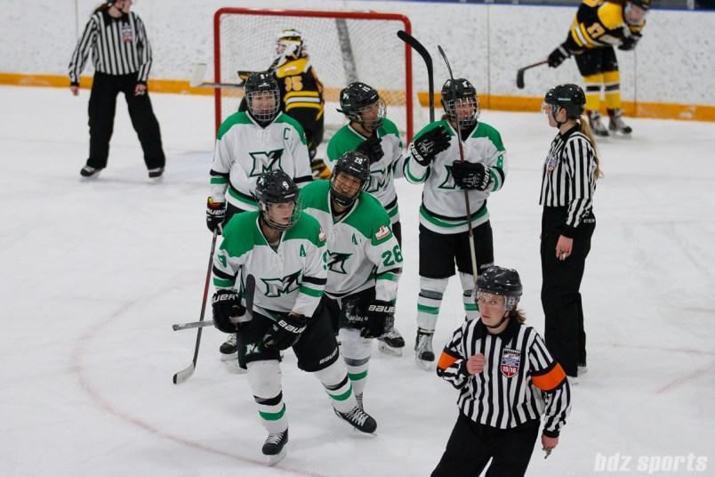 CWHL Boston Blades vs Markham Thunder - March 11, 2018