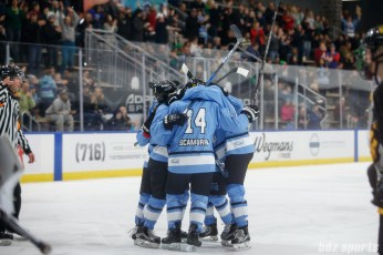 A Buffalo Beauts celebration