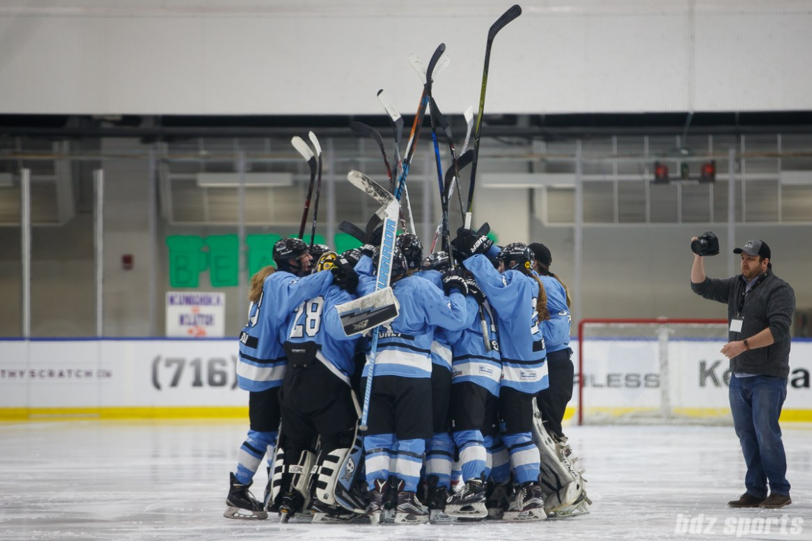 The Buffalo Beauts advance to the Isobel Cup Finals after defeating the Boston Pride 3-2 in OT