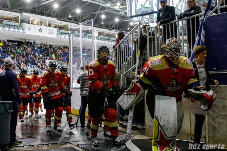 CWHL Clarkson Cup Final: Kunlun Red Star vs Markham Thunder - March 25, 2018