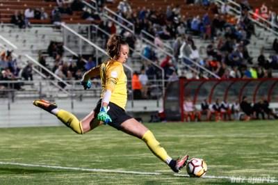 Sky Blue FC goalie Kailen Sheridan (1)