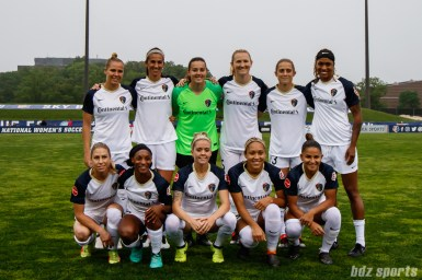 North Carolina Courage starting XI