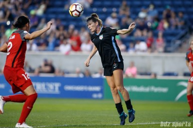 Chicago Red Stars defender Arin Gilliland (3)
