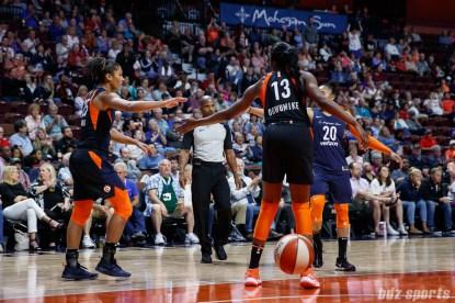 WNBA Connecticut Sun vs Washington Mystics -June 13, 2018