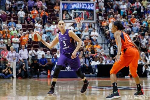 Phoenix Mercury guard Diana Taurasi (3)