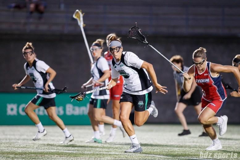 Philadelphia Force defender Kelsey McGovern (4)