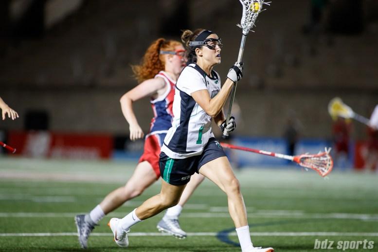 Philadelphia Force attacker Alyssa Murray (1)