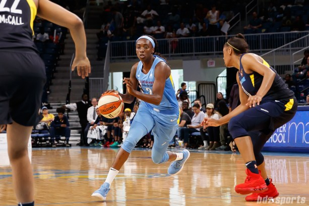 Chicago Sky forward Kahleah Copper (2)