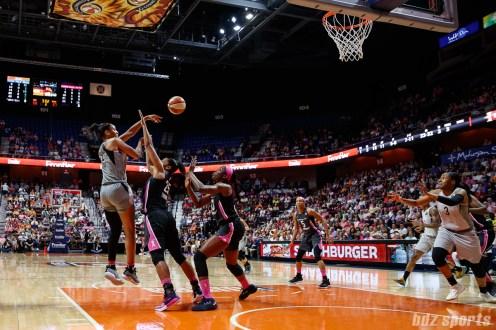 WNBA - Connecticut Sun vs Las Vegas Aces - August 5, 2018