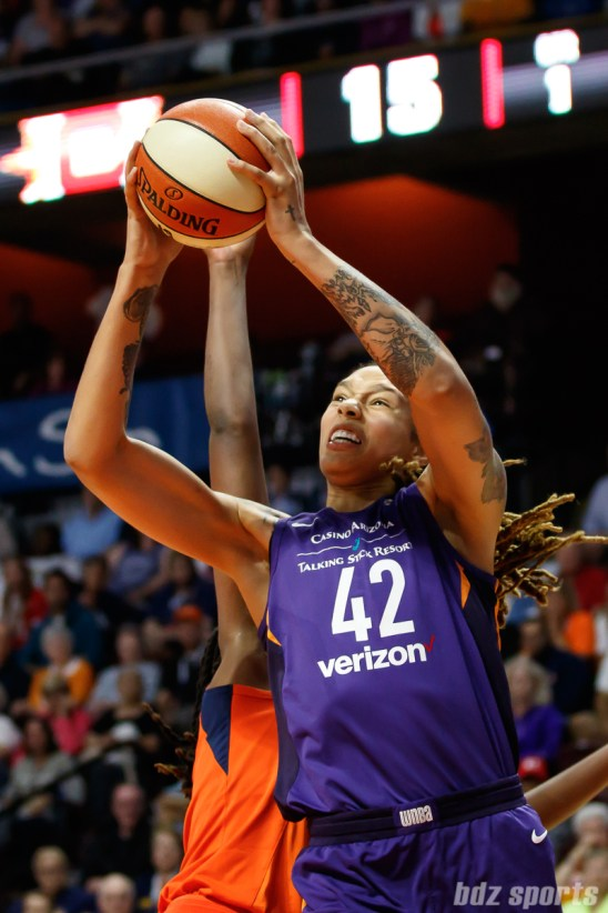Phoenix Mercury center Brittney Griner (42)