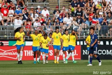 Tournament of Nations - Japan vs Brazil - July 29, 2018