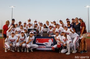 NPF Cowles Cup - USSSA Pride vs Chicago Bandits - August 18, 2018