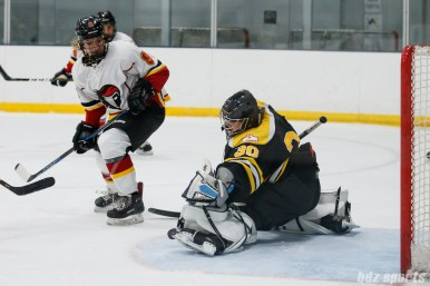 CWHL - Worcester Blades vs Calgary Inferno October 27, 2018