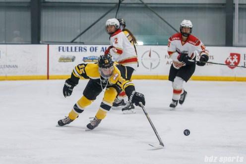 CWHL - Worcester Blades vs Shenzhen KRS Vanke Rays January 5, 2019