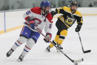 CWHL - Worcester Blades vs Montreal Les Canadiennes - February 16, 2019