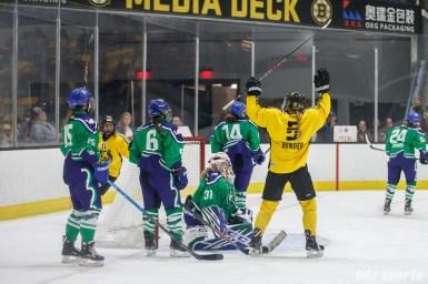 NWHL - Boston Pride vs Connecticut Whale November 23, 2019