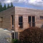Projet de transformation et d'extension à Chaudfontaine