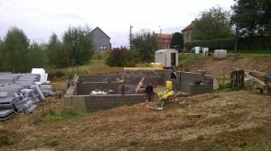 Fondations des habitations