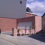 Construction d'un garage pour 2 véhicules