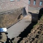 Terrassement à remicourt