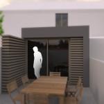 Extension d'une habitation à Herstal