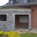 travauc de toiture pour une extension à Oreye