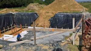 Construction d'une habitation à Oupeye