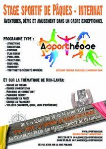 Asporthéose - Flyer - A6bq