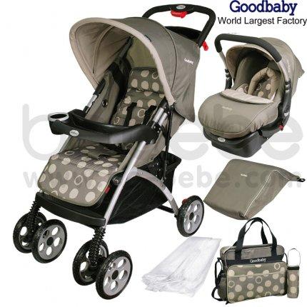 รถเข็นเด็ก Goodbaby : C819ps-Ivy