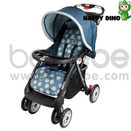 รถเข็นเด็ก  Happy Dino  :  Stroller  LC 878  -  MOS