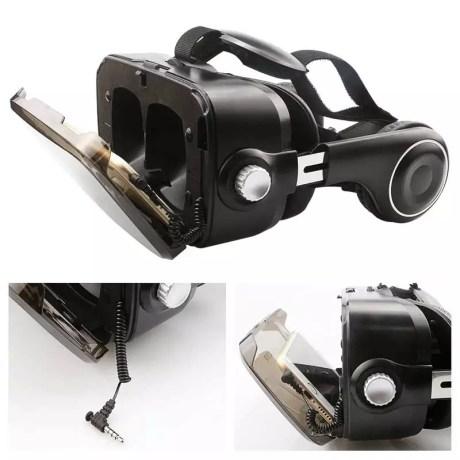 Casque de réalité virtuelle BoboVR Z4 avec controlleur pour smartphone