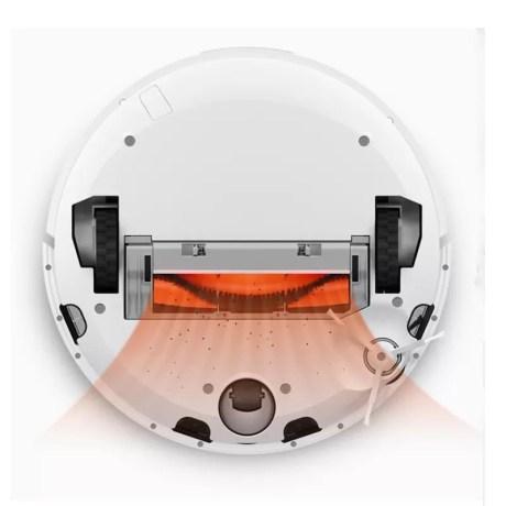 Robot aspirateur autonome Vacuum Cleaner wifi