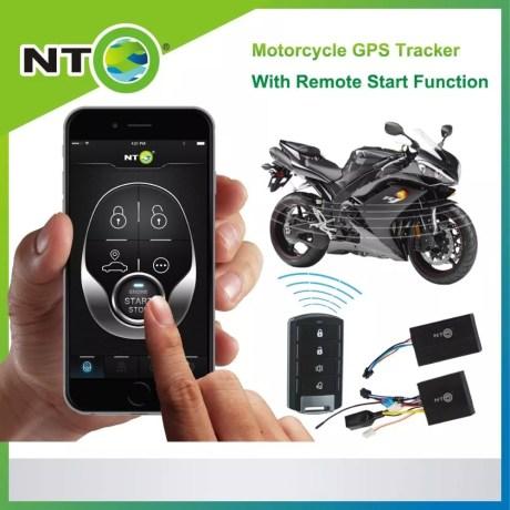Traceur GPS pour moto