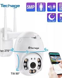 Caméra de surveillance audio bidirectionnel