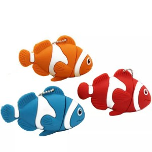Clé USB Poissons Clown