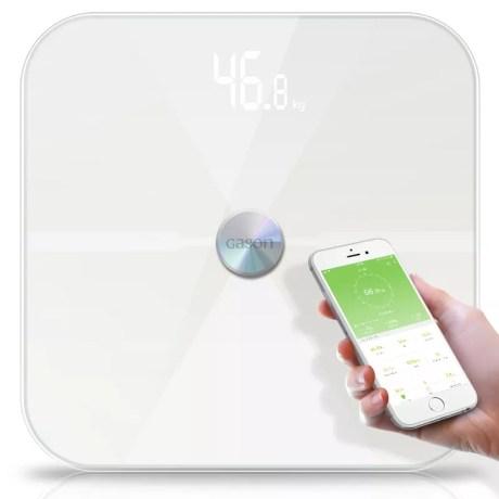 Pèse-personne T6 à Impédancemètre Bluetooth