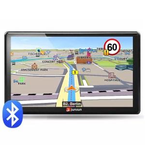 GPS FM Bluetooth 7 pouce HD