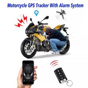 Traceur GPS avec Système d'alarme