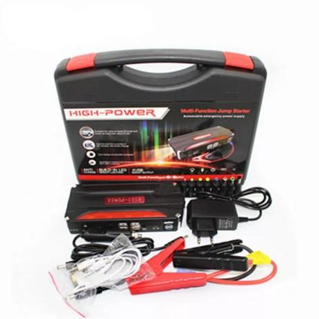Booster de Batterie Portable Multi-fonction Haute Puissance